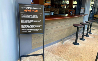 City Works Eatery & Pour House at Disney Springs Unveils New Express Grab & Go Menu