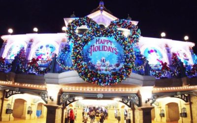 Disneyland Paris to Present Christmas Music Live Stream on YouTube December 24