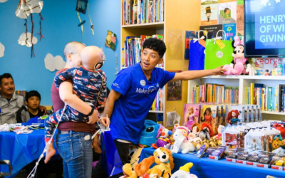 """Disney's """"The Wish Effect"""" Introduces Us to Henry, Who Wanted to Help Others With His Wish"""