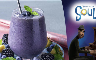 """Feed Your """"Soul"""" with DOLE's Pixar-Inspired """"Right Note Smoothie"""" Recipe"""