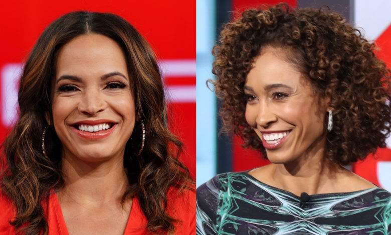 Espn Sets Sportscenter Anchor Lineup For 2021 New Sage Steele Periodic Interview Program On Espn Laughingplace Com