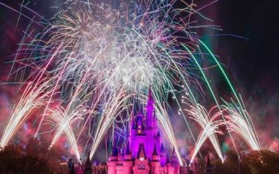 "Disney to Present Pre-Recorded ""Fantasy in the Sky"" Fireworks for New Year's Eve"