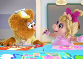 "Fozzy Bear Gets a Baby Sister Named Rozzie in Season 3 Premiere of ""Muppet Babies"" on Disney Junior"