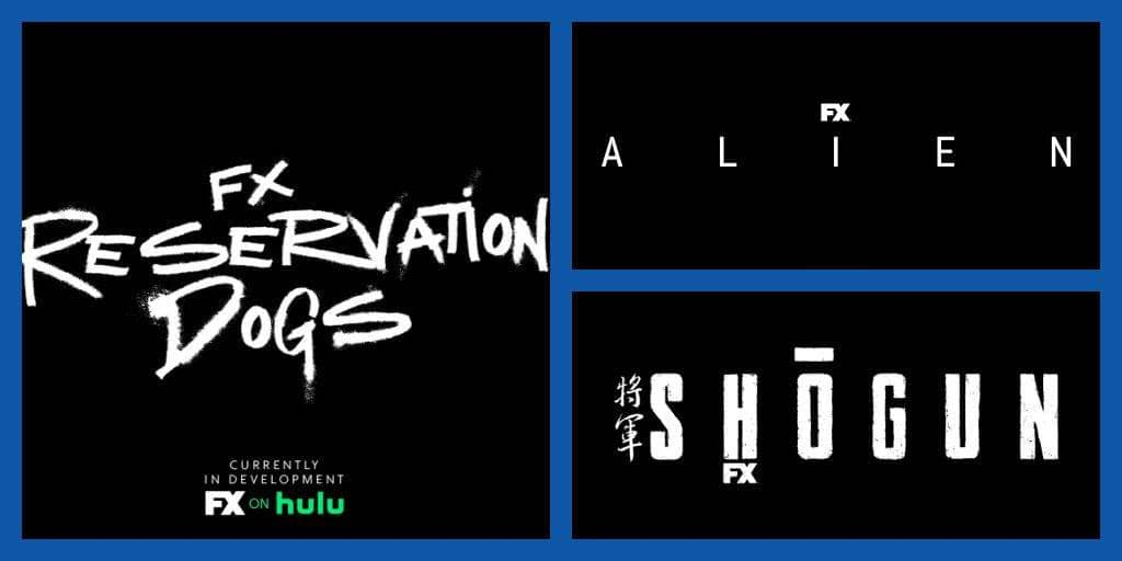 "FX Network Announced Three Shows at Disney Investor Day: ""Alien,"" ""Reservation Dogs"" and ""Shogun"" - LaughingPlace.com"