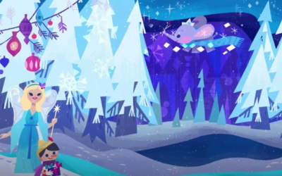 Get in the Holiday Spirit with This Winter Ambience Video from D23