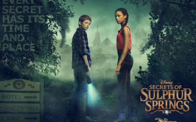"Get Ready to Solve a Mystery With Disney Channel's First-Ever Mystery Series, ""Secrets of Sulphur Springs"""