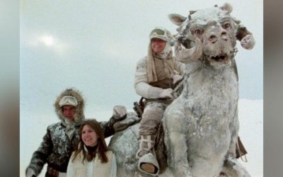 "Good Morning America Shares Some Never Before Seen Outtakes From ""The Empire Strikes Back"""