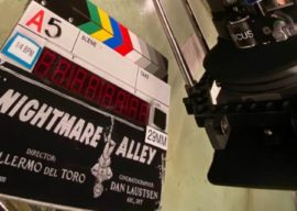 "Guillermo del Toro's Latest Film, ""Nightmare Alley,"" Has Wrapped Production"