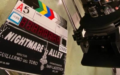 """Guillermo del Toro's Latest Film, """"Nightmare Alley,"""" Has Wrapped Production"""