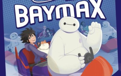 """""""The Happy Ride with Baymax"""" Now Streaming on Apple Music and Pandora from Tokyo Disneyland"""