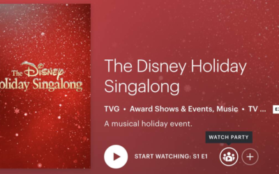 Merry Watch Party to All! Hulu Watch Party Option Now Available to All Subscribers