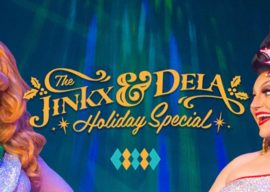 """Lights, Camera, Costumes! """"The Jinkx & DeLa Holiday Special"""" Now Streaming on Hulu"""