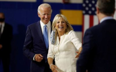 """President-elect Joe Biden and Wife Jill to Make Special Appearance on """"Dick Clark's New Year's Rockin' Eve"""""""