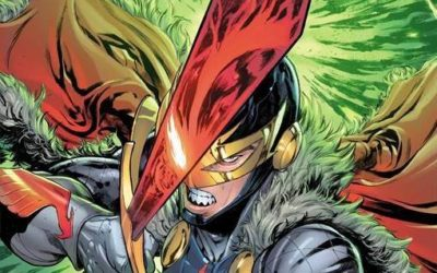 """Marvel Comics Launching """"Black Knight: Curse of the Ebony Blade"""" Series This March"""