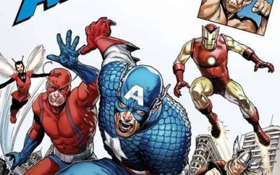 Marvel to Celebrate 80 Years of Captain America with Giant-Sized Tribute Issue