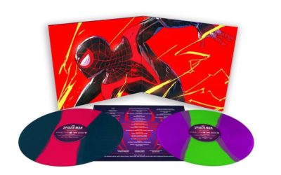 """Marvel's Spider-Man: Miles Morales"" Vinyl Soundtrack from Mondo Available for Pre-Order"