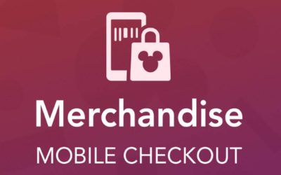 Merchandise Mobile Checkout Now Testing at Downtown Disney's World of Disney