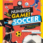 "Book Review: ""It's a Numbers Game! Soccer"" from Nat Geo Kids and ESPN"