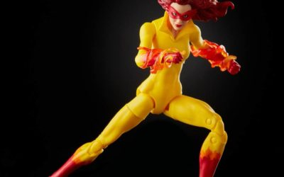 New Marvel Legends Series Firestar Figure Available for Pre-Order from Hasbro Pulse