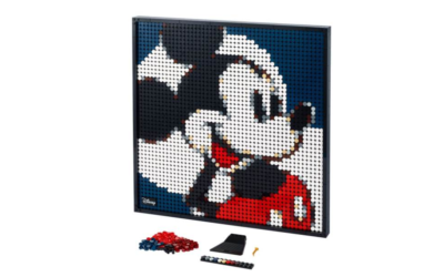 New Mickey Mouse LEGO Art to be Available Online Tomorrow