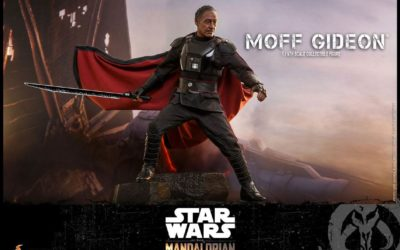 New Moff Gideon Figure from Hot Toys Available for Pre-Order