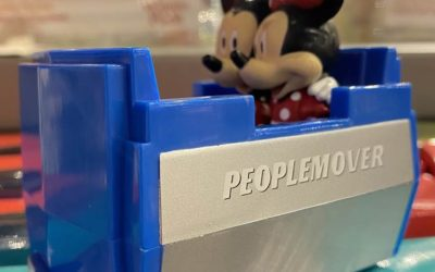 New PeopleMover Toy Available at Walt Disney World
