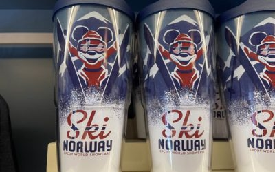 """New """"Ski Norway"""" Merchandise Hits The Shelves At EPCOT"""