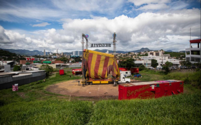 Overheard at National Geographic Takes Listeners to Honduras to Meet a Stranded Guatemalan Circus