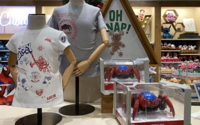 Photos - Avengers Campus Merchandise Now Available in Downtown Disney