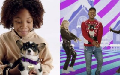 """Disney Channel Music Videos Celebrate the Holidays with """"Puppy for Hanukkah"""" and """"Joy to the World"""""""