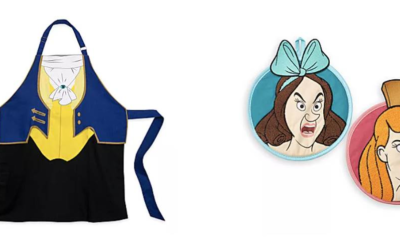 Cook Up Magic at Home with Character Themed Aprons and Accessories from shopDisney