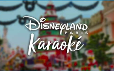 Sing Along with These New Karaoke Videos of Holiday Favorites from Disneyland Paris