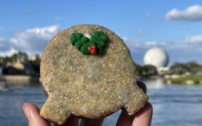 Make Disney Christmas Cookies at Home with Delicious Recipes from Walt Disney World, Shanghai Disney Resort