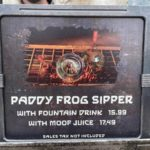 New Klatooine Paddy Frog Sipper Available at Star Wars: Galaxy's Edge