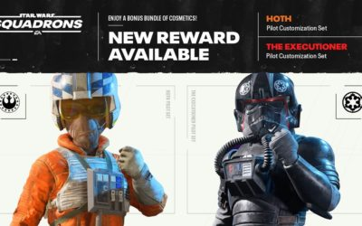 "EA Games Offering Exclusive In-Game Character Sets for ""Star Wars: Squadrons"" Gamers"
