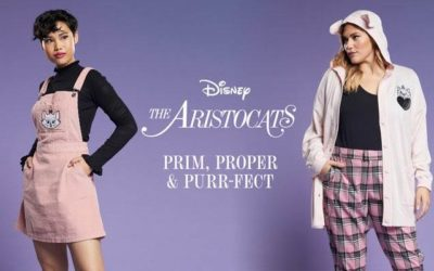 "Hot Topic's ""The Aristocats"" Collection is Absolutely Purr-fect!"