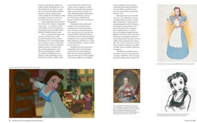 The Disney Princess: Interview with Charles Solomon