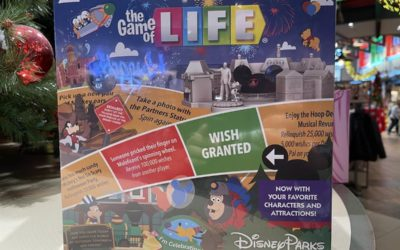 The Game of Life: Disney Parks Edition Appears at Walt Disney World's World of Disney