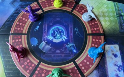 """Game Review: """"The Haunted Mansion: Call of the Spirits"""" from Funko Games"""