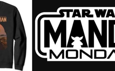 "You'll Be Feeling the Force with ""The Mandalorian"" ""Chapter 14"" T-Shirts from Amazon"