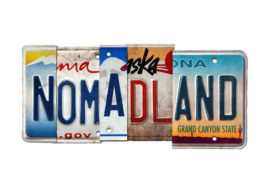 """The Official Trailer for """"NOMADLAND"""" Released This Morning, Featuring Frances McDormand"""
