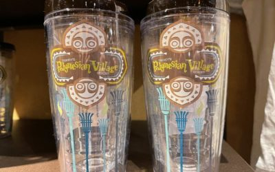 Tiki God Maui Prominently Featured on New Merchandise at Disney's Polynesian Village Resort