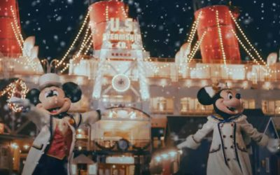 "Tokyo Disney Resort Wishes ""Merry Christmas"" To Guests Around The World"