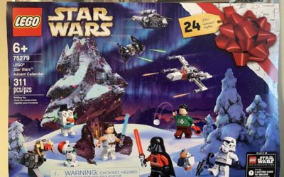 Toy Review: LEGO 2020 Star Wars Advent Calendar