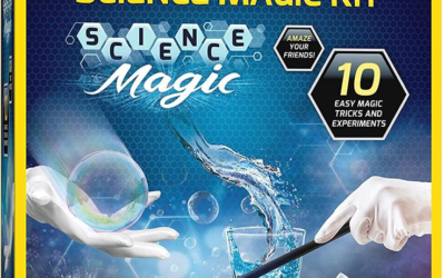 Toy Review: National Geographic Science Magic Kit