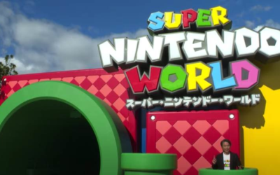 Universal Studios Japan Gives Special Look at Super Nintendo World
