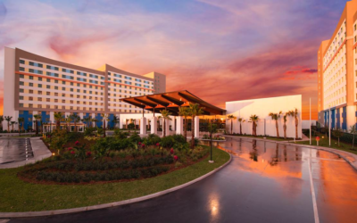 Universal's Endless Summer Resort - Dockside Inn and Suites Now Open at Universal Orlando Resort