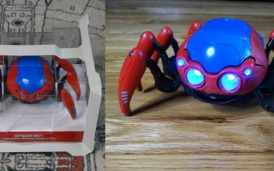 Video Review: Unboxing the Avengers Campus Spider-Bot from WEB SLINGERS: A Spider-Man Adventure