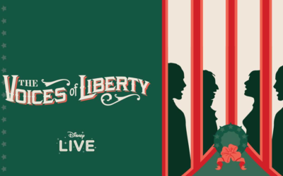 See The Voices of Liberty Live from EPCOT on December 15th