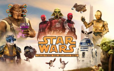 """VR Review - """"Star Wars: Tales from the Galaxy's Edge"""""""